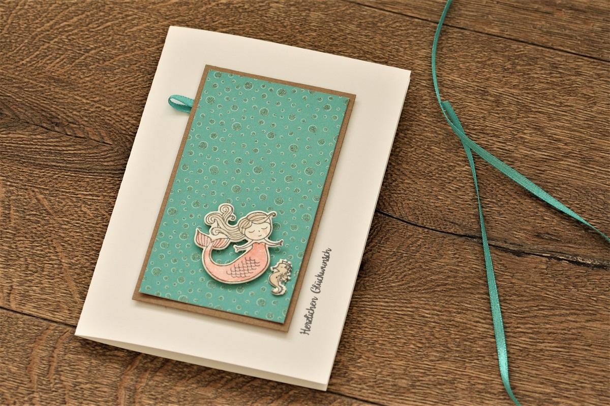 Für kleine Meerjungfrauen