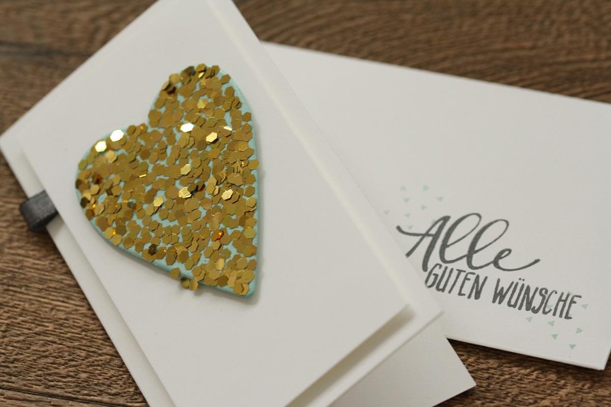 Goldenes Herz