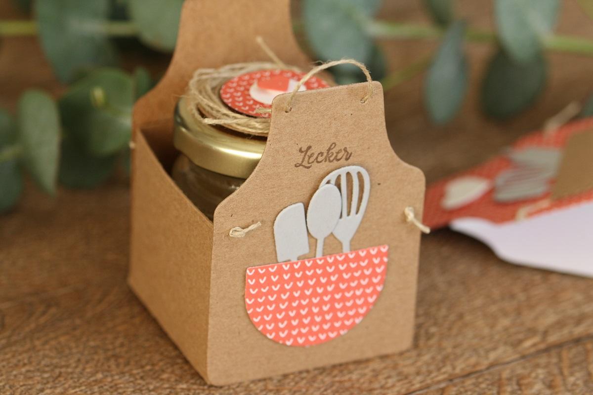 Süße Verpackung