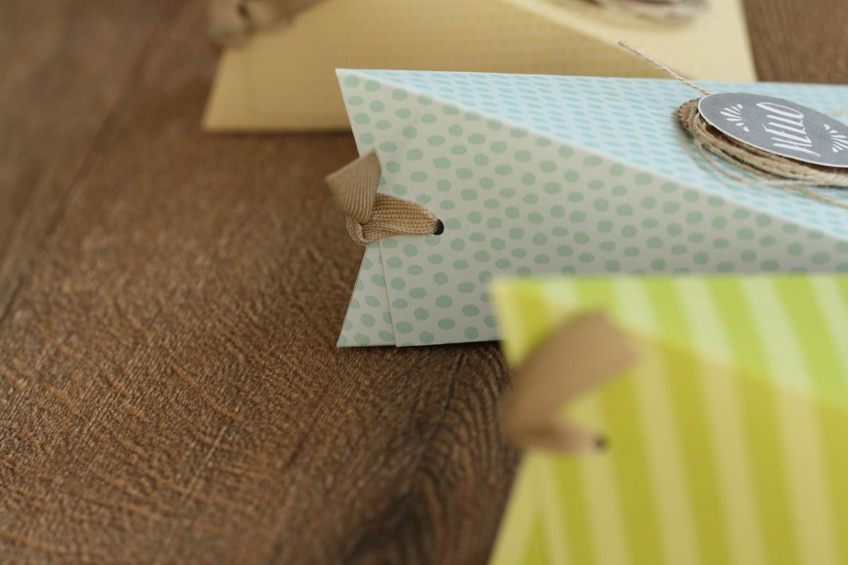 Dreieckbox