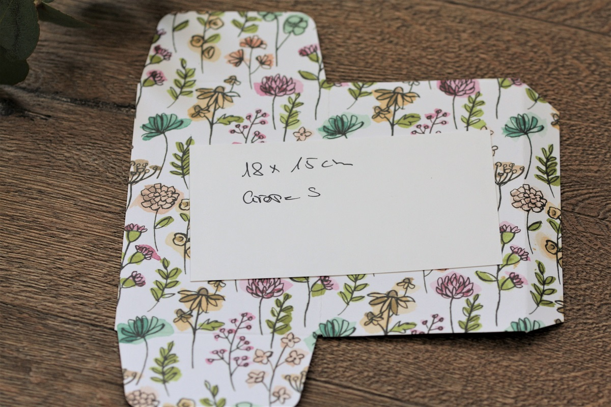 Kleiner Umschlag