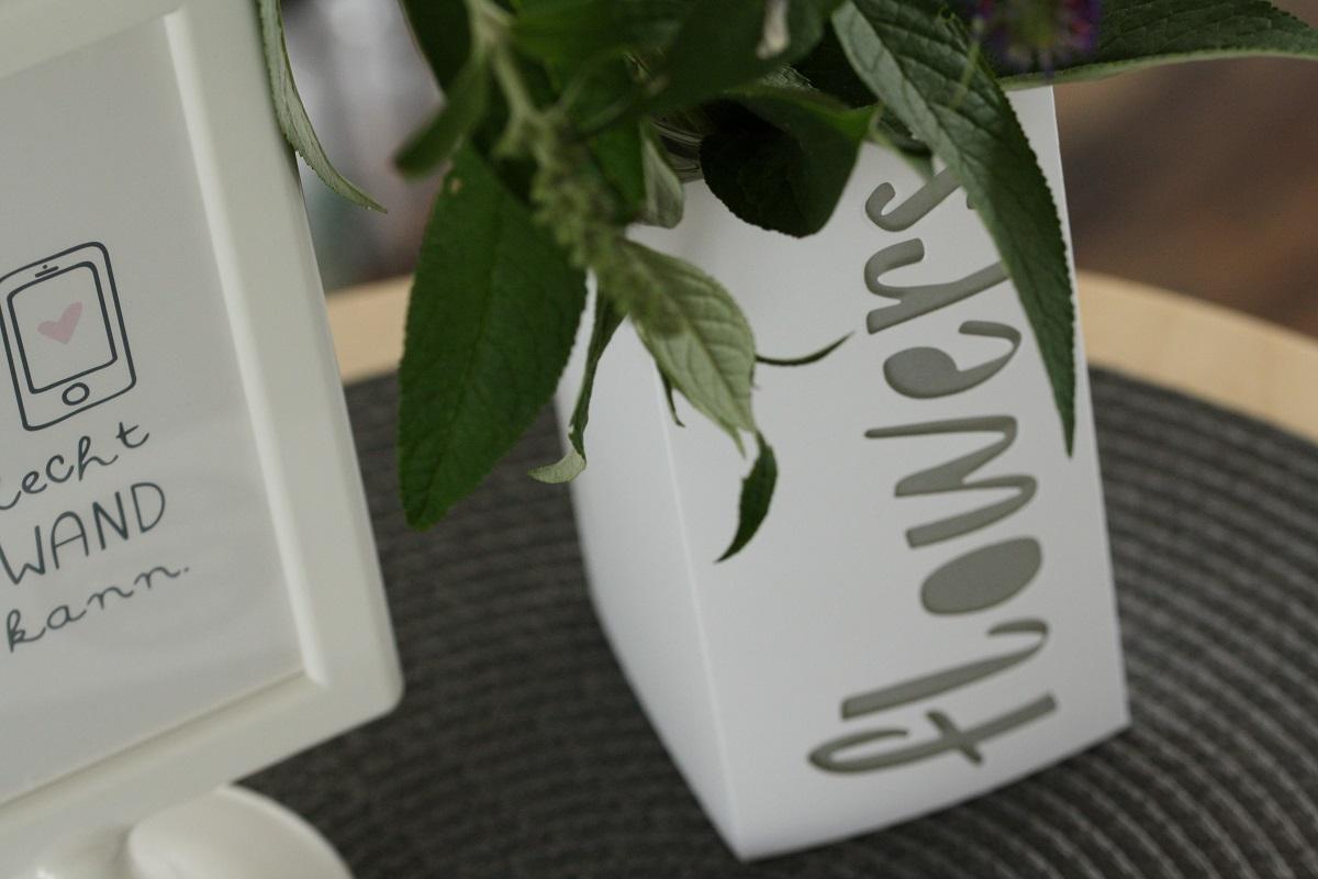 Upcycling – Vase