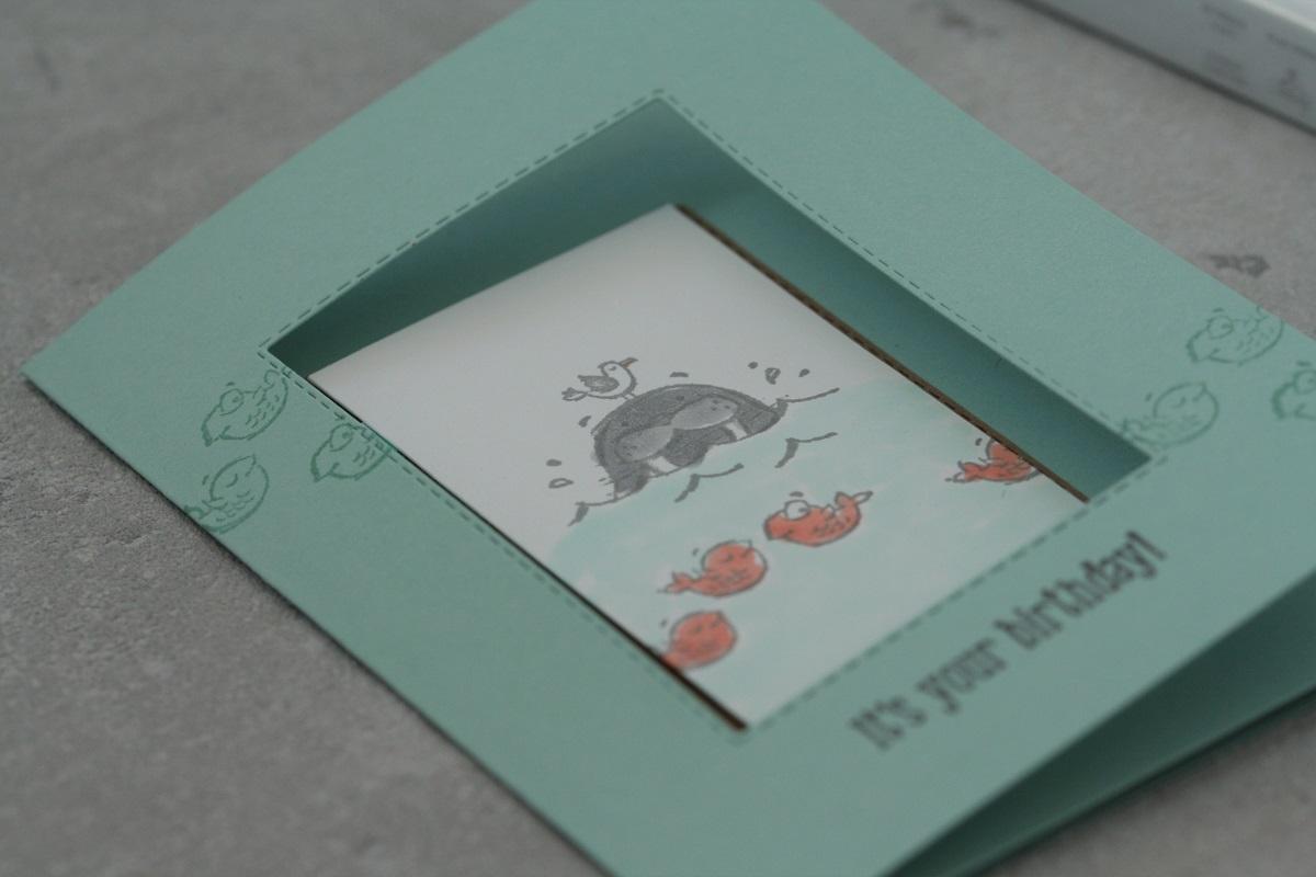 Süßes Wallross