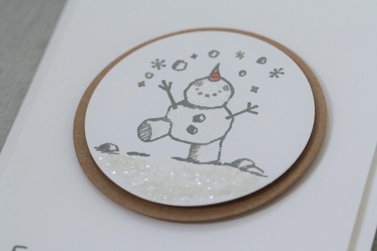 Hurra, es schneit