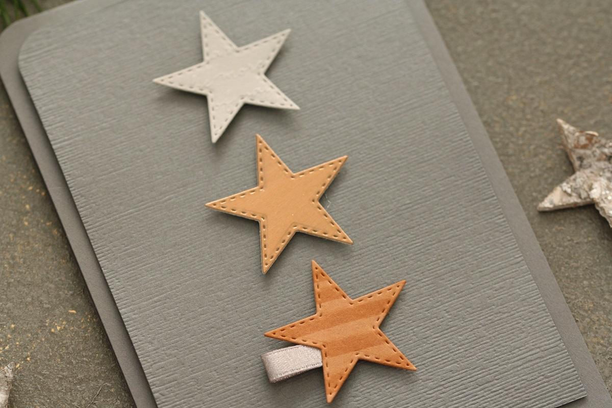 Moderne Sternkarte