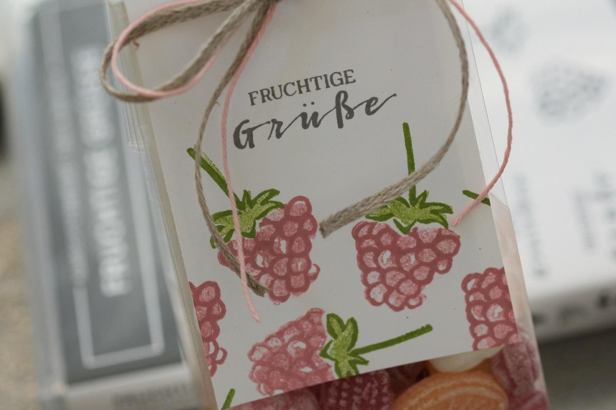 Fruchtige Grüße