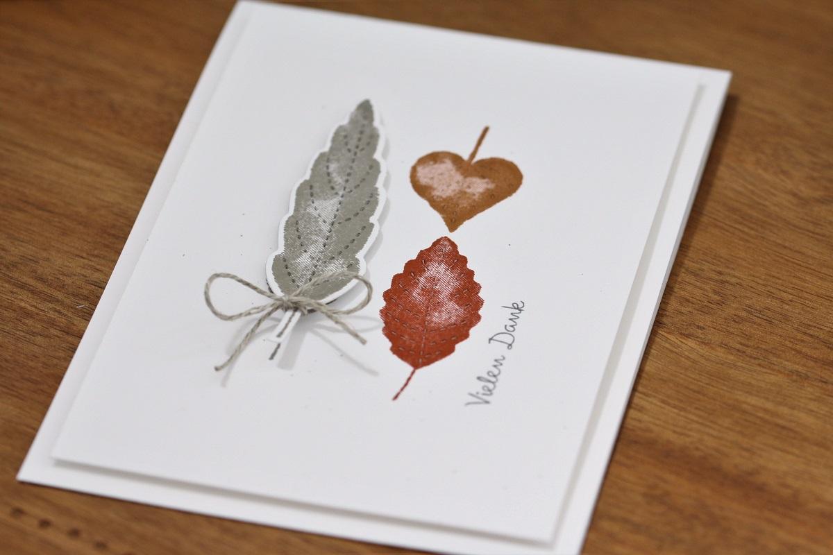 Wunderbare Blätter